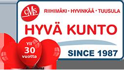 Hyvä Kunto • Kuntoklubit Hyvinkää, Riihimäki, Tuusula